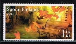 Finnland 2013, Michel# 2266 O Park Bench