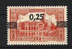 """Algerie YT 148 """" Timbre Surchargé """" 1938 Neuf** - Neufs"""