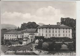 TORINO  - STRAMBINO - CASTELLI DI VILLANOVA E DI S. MARTINO...........A22 - Andere