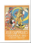 16734 -  Swatch Stockholm 1912  Swatch Historical Olympic Games Collection - Publicité