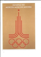 16735 -  Swatch Moscou Moscow Mockba 1980  Swatch Historical Olympic Games Collection - Publicité