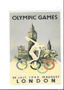 16736 -  Swatch London 1948 Swatch Historical Olympic Games Collection - Publicité