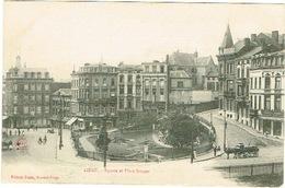 Liège , Square Et Place Notger