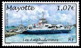 MAYOTTE 2006 - Yv. 188 **   Cote= 4,20 EUR - Navire Les Amphidromes  ..Réf.AFA22673 - Mayotte (1892-2011)