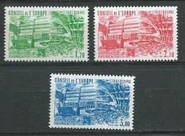 France - Service  - Yvert N° 82  à 84 , 3 Vaéleurs **  - Bce3301 - Neufs