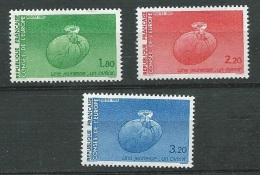 France - Service  - Yvert N° 85  à 87 , 3 Vaéleurs **  - Bce3302 - Neufs