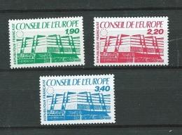 France - Service  - Yvert N° 93  à 95 , 3  Valeurs **  - Bce3306 - Neufs