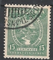 COLOMBIA  1929 DEFINITIVE AIRMAIL ISSUES USED - Colombia
