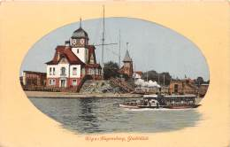 LETTONIE / Riga - Hagensberg Yachtklub - Lettonie