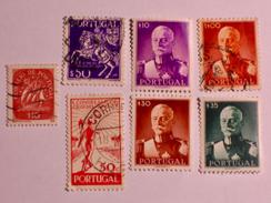 PORTUGAL  1943-45  LOT# 25 - 1910-... Republik