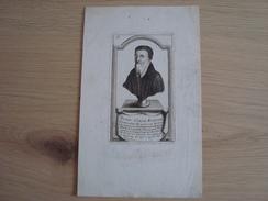 Lithographie JEAN CNOX ECOSSOIS - Storia