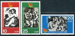 GDR 1982 2699-2701 - [6] Democratic Republic