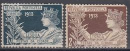 PORTUGAL 1913 Nº 224/25 USADO - Used Stamps