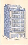 ANDORRA  LA VELLA CARTE  PUB HOTEL  CASSANY-  Format ( 12,5 X 8 ) - Andorre