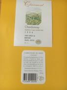 4124 -  Clairmont Chardonnay 1994 Valais Suisse - Art