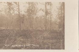 Foto Schützengraben Stacheldraht Frankreich Angriffsgelände IR135 Metz 1915 Deutsche Soldaten 1.Weltkrieg - Krieg, Militär