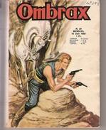 OMBRAX N° 2910 JUIN 1968 - Ombrax