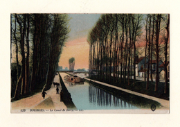 Bourges :  Le Canal De Berry - Bourges