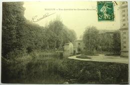 VUE DERRIÈRE LES GRANDS MOULINS - VERDUN - Verdun