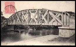 95 - AUVERS Sur OISE -- Le Pont - Auvers Sur Oise