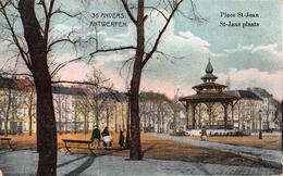 Antwerpen Anvers    St-jansplaats   Kiosk  Kiosque       X 1836 - Antwerpen