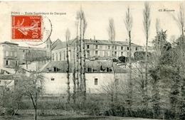 PONS école Sup De Garçons 1909 - Pons