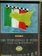 X GIRO INTERNAZIONALE DI SICILIA 1^ TARGA DEL MEDITERRANEO CARNET DE BORD 2^ TAPPA RRR - Automobilismo - F1