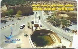 Oman - Chip - Ain Al-Kasfa - 2005, 500.000ex, Used - Oman