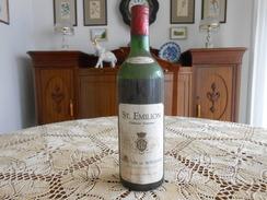 ST. EMILION Bordeaux - Château Tourans - 1962 - Vin