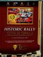 X TROFEO FLORIO HISTORIC 2005  FIA EUROPEAN RALLY  AUTOSTORICHE ELENCO ISCRITTI - Automobilismo - F1