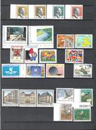 Luxembourg 1994 Année Complete/Jahr Komplett MNH **; Certains Avec Bord / Rand; Mi 1334-1356 - Luxembourg
