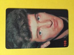 Eddy Mitchell ....TRES RARE 250 EXEMPLAIRES ....chanteur Artiste Icône Musique Auteur Compositeur Rock N' Roll - Musique