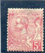 MONACO 1891-4 * DEFECTEUX 2 SCAN - Monaco