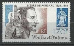 "Wallis YT 333 "" Ronsard "" 1985 Neuf** - Unused Stamps"