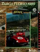 X TARGA FLORIO 1989 AUTOSTORICHE FIA EVENT NUMERO UNICO RRR - Automobilismo - F1