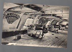 Marine Militaire Batterie De Canons à Bord D'un Cuirassé (PPP5002) - Guerre