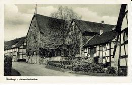 BENSBERG-HEIMATMUSEUM - Bergisch Gladbach