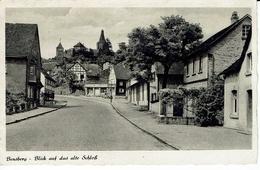 BENSBERG-BLICK AUF DAS ALTE SCHLOSS - Bergisch Gladbach