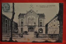 Ile D'Oléron - Le Chateau - L'hotel De Ville - Ile D'Oléron