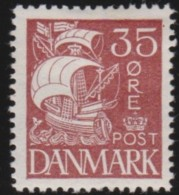 Denmark       .      Yvert       .    185    .    *      .     Ongebruikt   .    /    .    Mint-hinged - 1913-47 (Christian X)