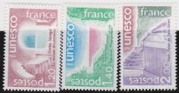 France      .     Yvert      .  Service  60/62      .    **      .     Postfris    .    /    .    MNH - Ongebruikt