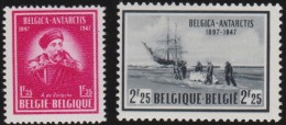 Belgie      .     OBP         .   749/750       .    **      .     Postfris    .    /    .    MNH