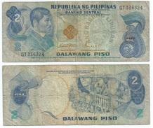 Filipinas - Philippines 2 Piso 1978 Pick 152.a Ref 238 - Philippinen