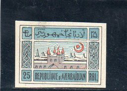 AZERBAIDJAN 1919 *