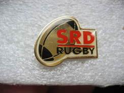 Pin's Du Club SRD De Rugby - Rugby