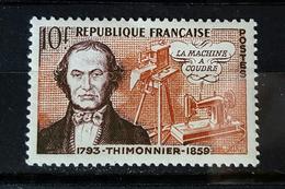YT 1013 - Thimonnier Machine à Coudre - Neuf - Frankrijk