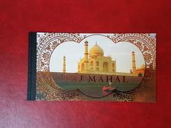 United Nations Booklet - Taj Mahal 2014 - ONU Vienne Wien - Carnet Nations Unies 841 842 843 844 845 846 - Neuf** MNH - VN
