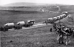 Militaria WW1  - Les Renforts Arrivent Par La Voie Sacrée - 1914-18