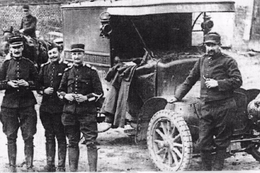 Militaria WW1  - Service Postal Aux Armées - 1914-18