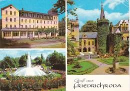 Germany Gruss Aus Friedrichroda Multi View